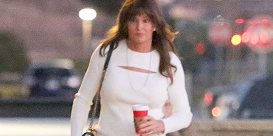 Caitlyn Jenner stepped out after spending Christmas with the Kardashians