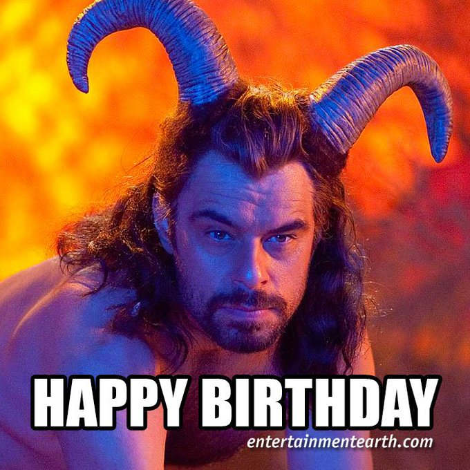 Happy 42nd Birthday to Jemaine Clement!