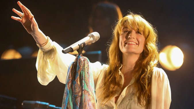 Florence + The Machine, Red Hot Chili Peppers, Stevie Wonder to headline