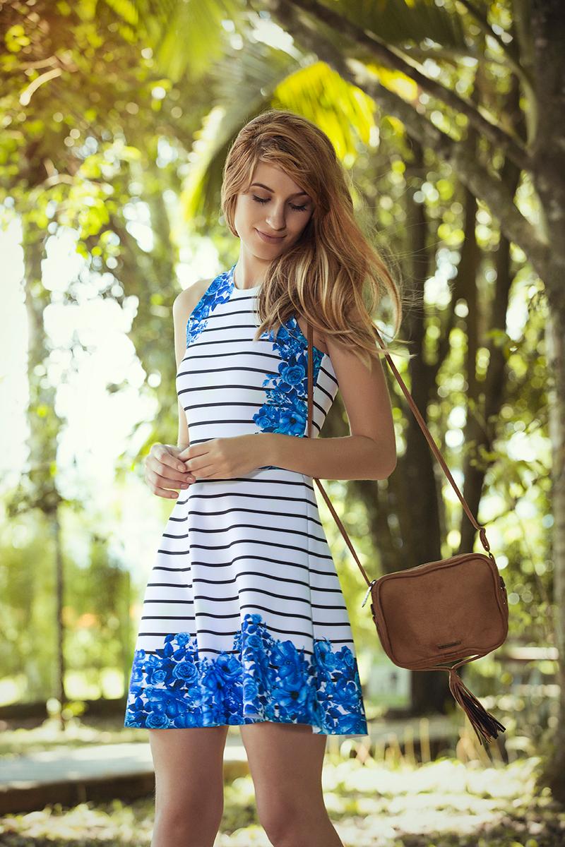 O vestido fresh que vai deixar toda fashionista apaixonada! #damyllerfever https://t.co/e5lXH5ZOTw