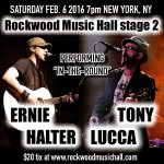 RT @RockwoodNYC: Get tickets for @luccadoes & @erniehalter in Stage 2 on 2/6! https://t.co/JKdbEWzVwR https://t.co/AWHxc3OeLZ