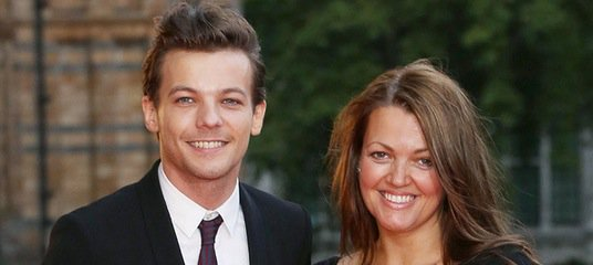 Aww! One Direction's Louis Tomlinson's mum shares lovely stories about