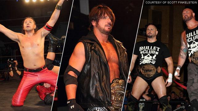 BREAKING: Are #AJStyles, @ShinsukeN @Machinegunka & @ImpactDOC coming to @WWE? https://t.co/KLmzoe2Jkj #BulletClub https://t.co/EdPD9WVy6N