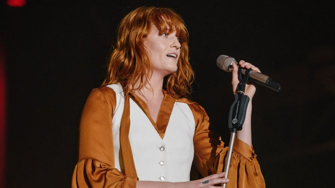Florence + the Machine, Stevie Wonder, Red Hot Chili Peppers to headline BottleRock fest