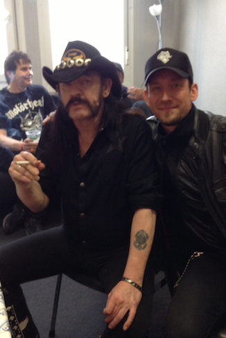 The mighty one has fallen. The father of Rock'n'Roll has said goodbye. Dear Lemmy, you will be missed. https://t.co/n67GwanMqM
