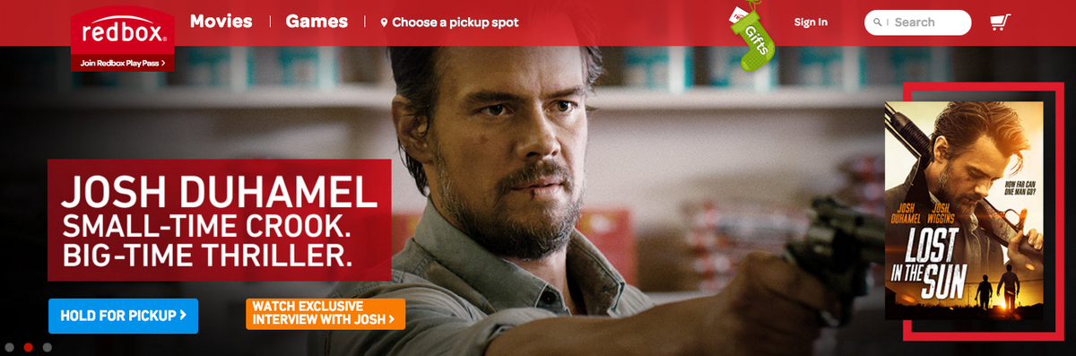 RT @LITSmovie: #LostInTheSun is now available at @redbox!! Reserve your copy/find a #redbox at https://t.co/Y1pA6Nlv6G #JoshDuhamel https:/…