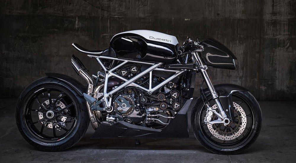 """Le Caffage"": Ducati 848 by Apogee Motorworks - https://t.co/Xvt4kgelpm https://t.co/TW9vk959JT"