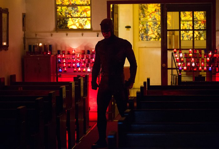 Some more official pics from Daredevil Season 2... https://t.co/mErLa0eQsT