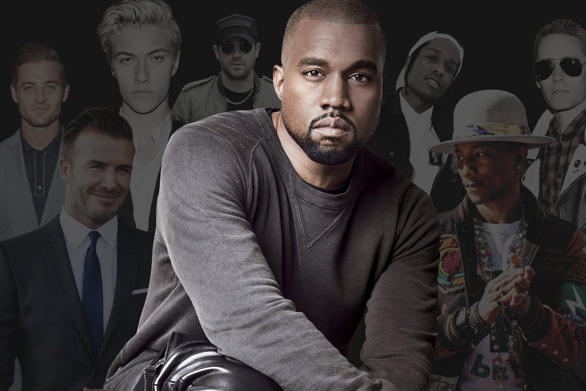 It's official: @kanyewest is your Most Stylish Man of 2015 https://t.co/UU1Y65E6VG https://t.co/W7wRvnR6SG