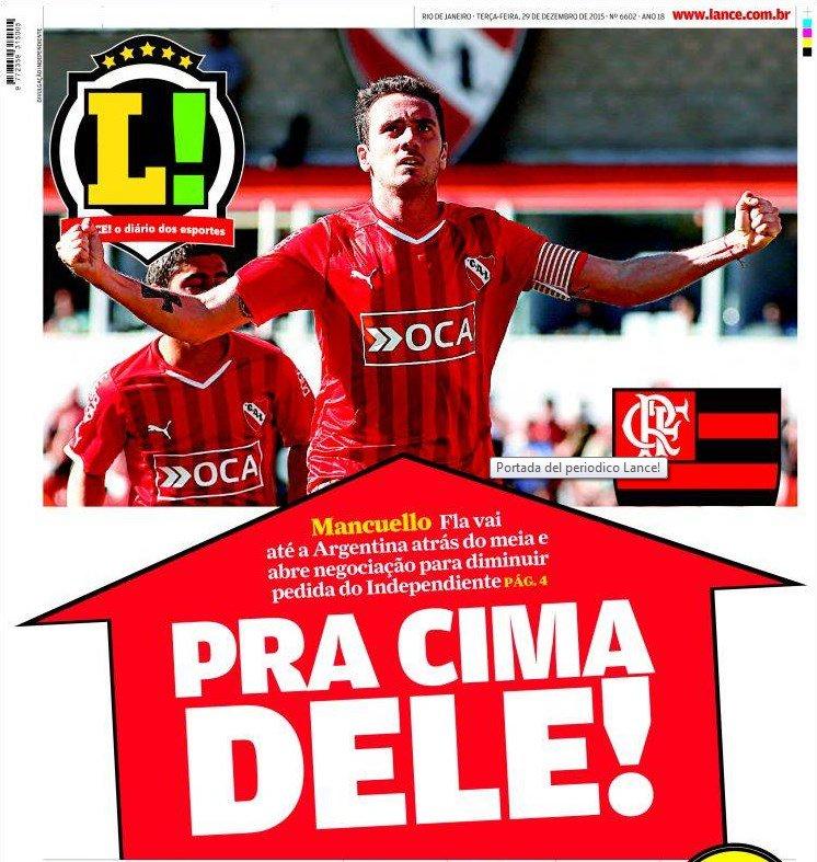 Confirmado: Mancuello al Flamengo