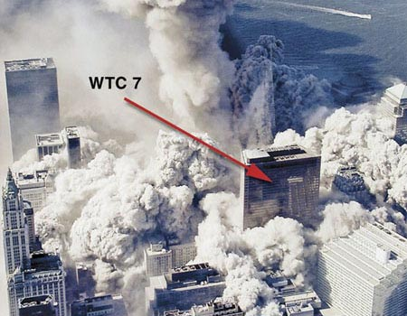 No airplane & no pile-driver to push Trade Center Building7 downwards in a gravitational collapse | 9/11 #explosives https://t.co/YzaVjfYpph