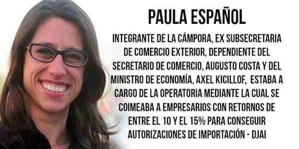 Ladrona de la Campora https://t.co/zJ8EFoZWJv
