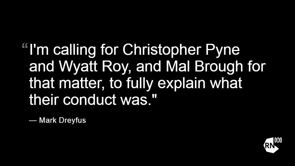 Mark Dreyfus calls for answers in the Slipper / Ashby case. https://t.co/MgK1lzFcdS #auspol https://t.co/y7RMC94IT9