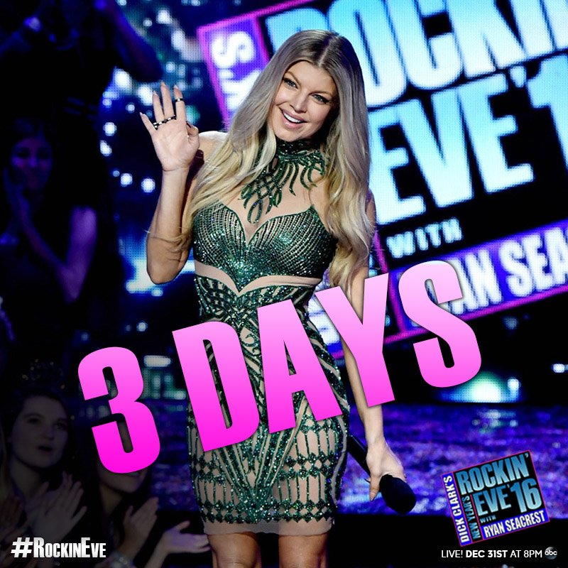 Have you picked out your #NYE #partyshoes yet? The @NYRE countdown is on! Only 3 days to go #Until2016!???? #RockinEve https://t.co/KNGhsWfE6Z