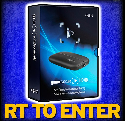 Giving away an #Elgato #HD60 on Jan 10th. Just RT & Follow @elgatogaming to enter! https://t.co/hgjTrmToo0 https://t.co/VkKo6h8daU