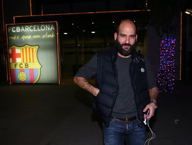 Qu hac a pere guardiola en las oficinas del fc barcelona for Oficinas fc barcelona