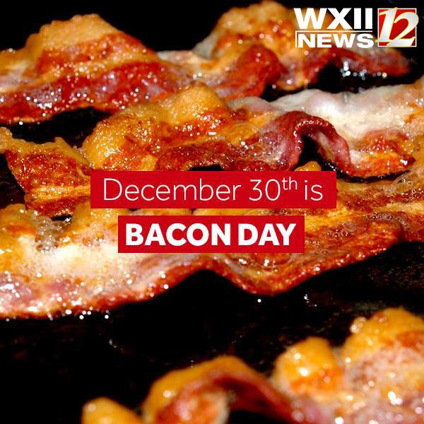 #Triad, today is #NationalBaconDay! RT if you love bacon! https://t.co/MTvpetPHIe