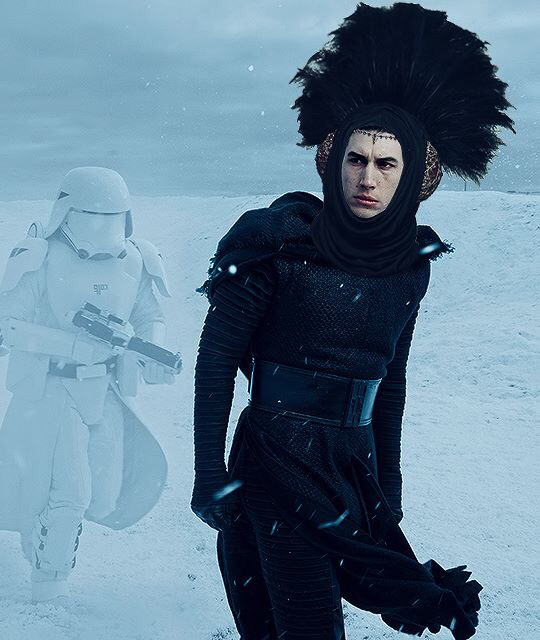 Thankful Kylo takes after me instead of his grandmother. https://t.co/6kjGQcMwjg