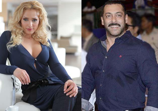 Spotted: Salman Khan spending \happy time\ with rumored girlfriend Iulia Vantur (See Pics)