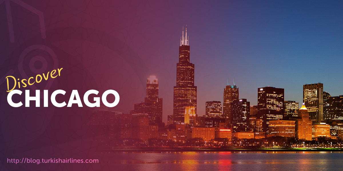 We're off to Chicago this week! Discover the