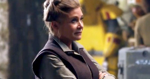 Thank You, General Leia .@carrieffisher https://t.co/mYFUZXKXPx https://t.co/TwmdLCKMD7