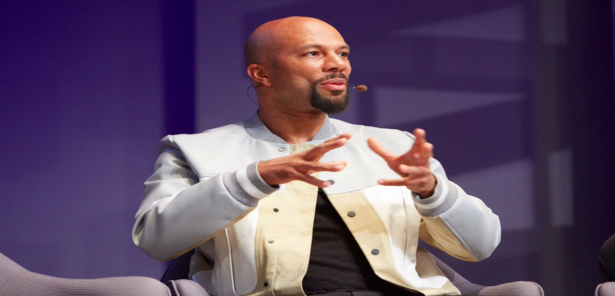 "Watch @common & @marclamonthill on ""Exploring the Power & Purpose of Arts & Education"" - https://t.co/CM6IQeb3pg https://t.co/RrSJMPNycY"