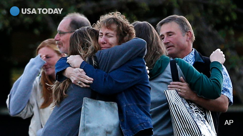 No. 2. Oregon community college shooting is too familiar (10 most-read stories of 2015