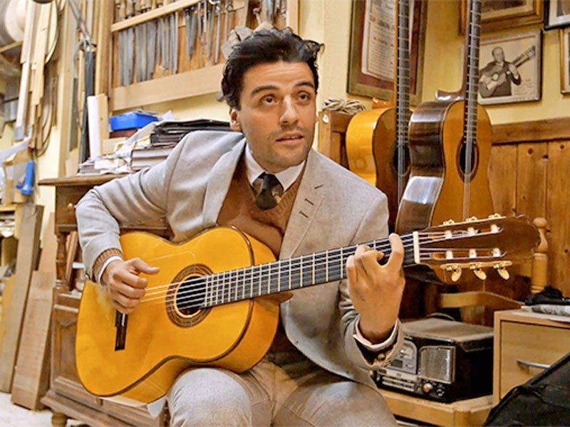 Petition to have Oscar Isaac perform all musical numbers at the Oscars in February https://t.co/vZG1QkgRF0