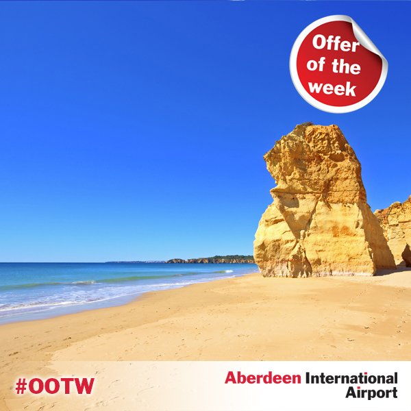 Offer of the week: 14 nights in the Algarve from £545pp, leaving 2nd June. Book now: