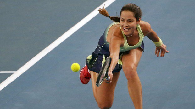Serbian Ana Ivanovic to play doubles at ASB Classic in New Zealand https://t.co/JfpVvMEp1P https://t.co/i6OGVRQ3Xm