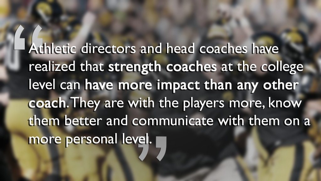 Why the highest-paid S&C coaches in DI football are so valuable to their programs via @espn https://t.co/VDhCnvxQsh https://t.co/rlcXGUzJna