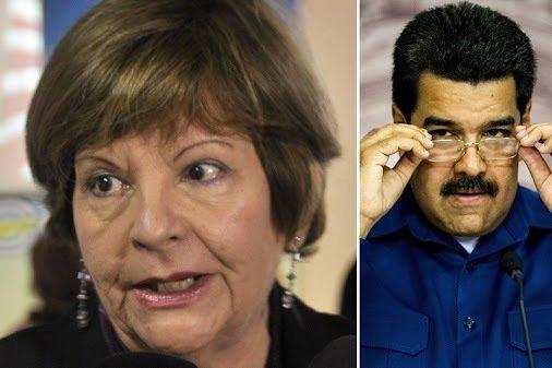 "¡SE VA PORQUE SE VA! Cecilia Sosa: ""Maduro está acelerando el revocatorio a su mandato"" https://t.co/qlfRUDstSx https://t.co/kClpcHQSTj"