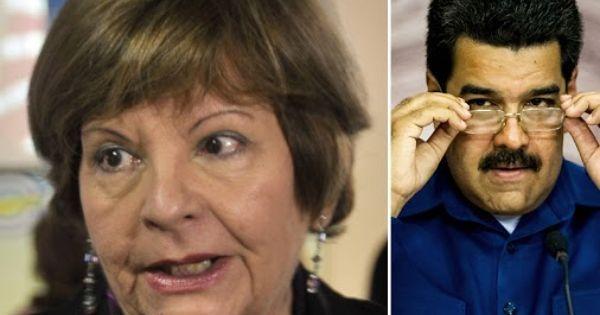 """SE VA PORQUE SE VA! Cecilia Sosa: """"Maduro está acelerando el revocatorio a su mandato"""" https://t.co/XTR5NGYn3w https://t.co/KXvYtvJfw4"""