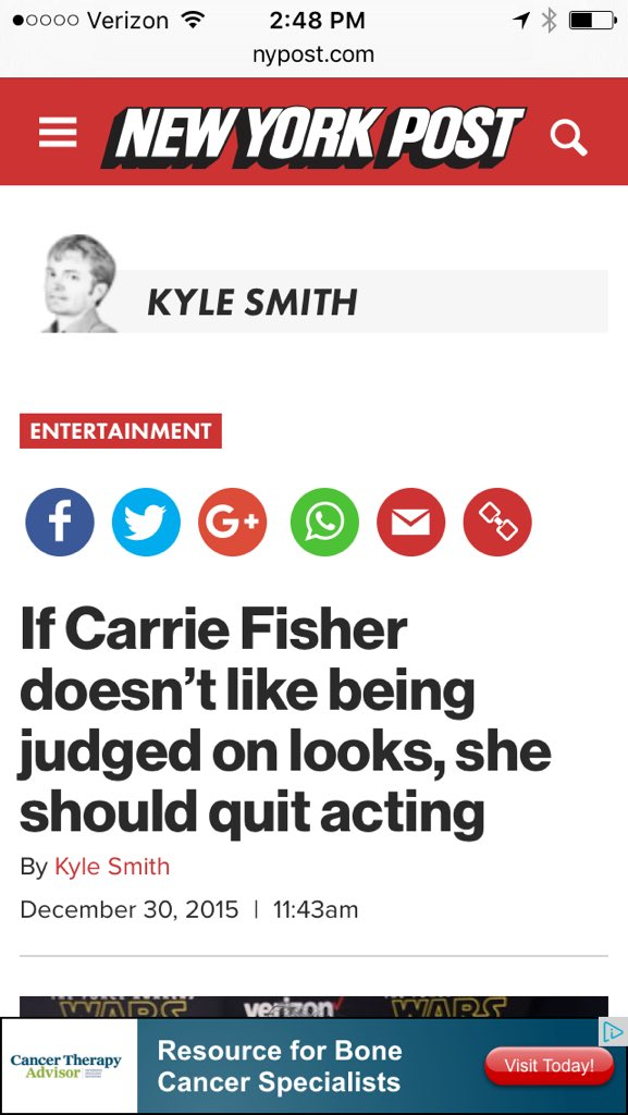 If Kyle Smith doesn't like being compared to a garbage fire, he should quit being a garbage fire. https://t.co/olzbq4P8TG