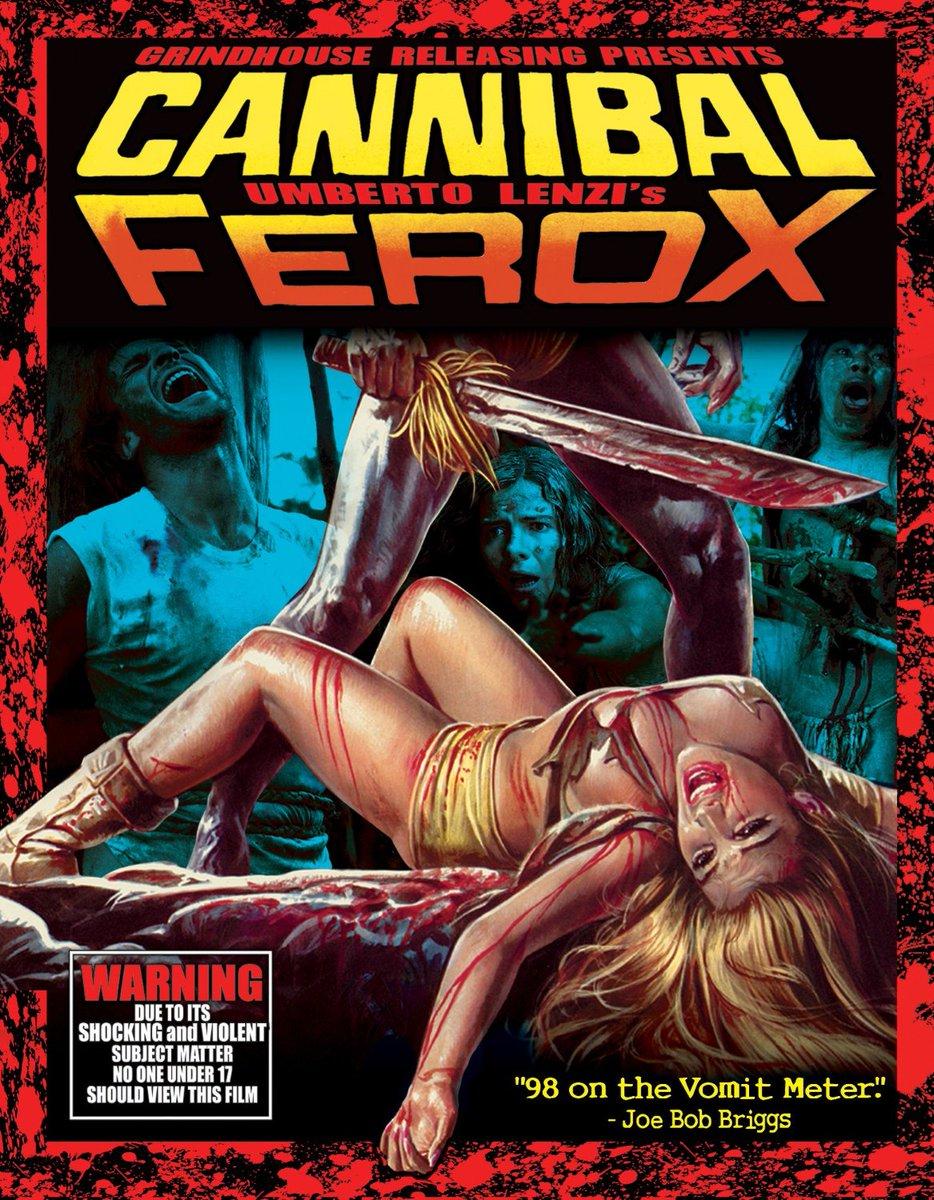 #NowWatching Cannibal Ferox #CannibalClassic #Gore #Depravity https://t.co/DEz3Ralpcc