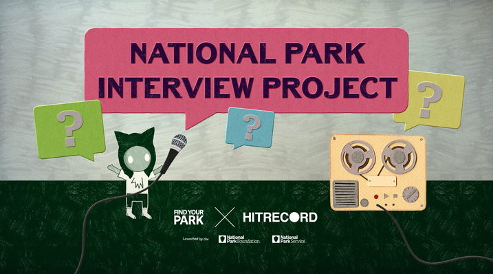 RT @hitRECord  Take a seat w/ someone interesting & interview 'em for our new project - https://t.co/TambfnYd3T https://t.co/yt7xio8T18
