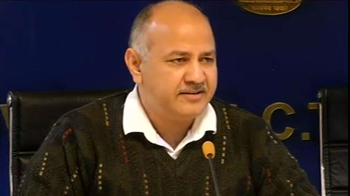 Officers can't go on mass leave, strict action will be taken against those who do: Manish Sisodia | CNN-IBN #DANICS https://t.co/C5E1o981py