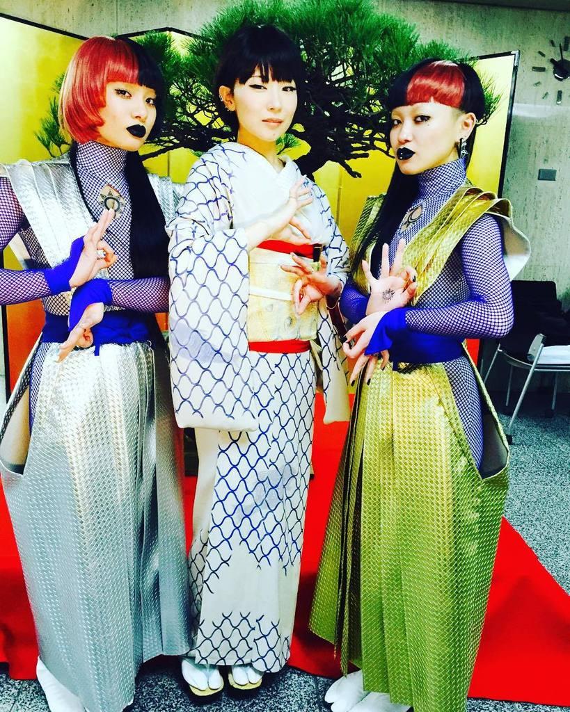 NHK紅白歌合戦 椎名林檎xAyaBambi