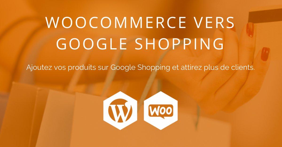 #Woocommerce vers Google Shopping https://t.co/00xV5X5YSW https://t.co/GPl4PUuJM8