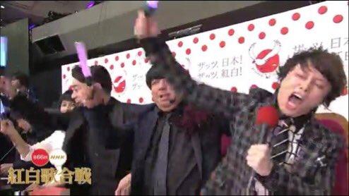 紅白副音声の西川兄貴「スペースがないからオタ芸打てない」→結果 https://t.co/7TVeX4O9AX