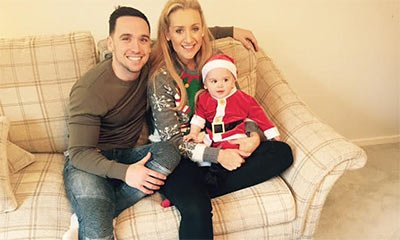 .@Cath_Tyldesley's last blog of the year is here! She talks about Aflie's first Christmas...
