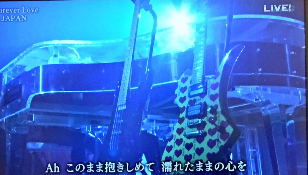X JAPAN TAIJIのキラーとhideのイエローハートが、そこにある https://t.co/0vJVzooMM8