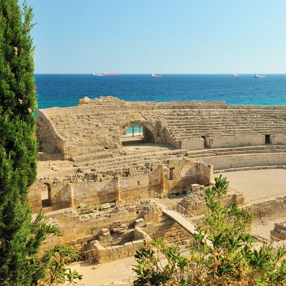 Featured destination: CostaDorada. Sun, beaches & 2,000 year-old culture! Read our guide: