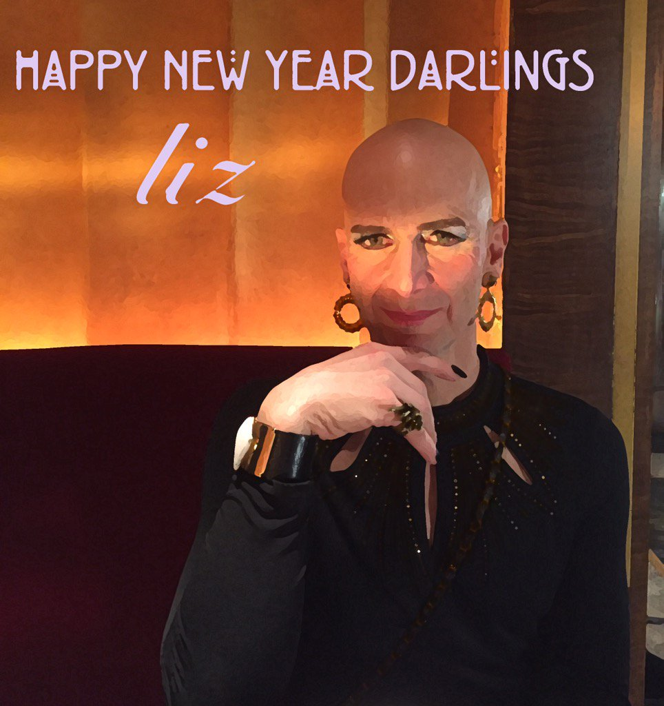 Wishing all of you a Peaceful, Fabulous 2016. Live. Love. Liz. https://t.co/MwDUnDofYI