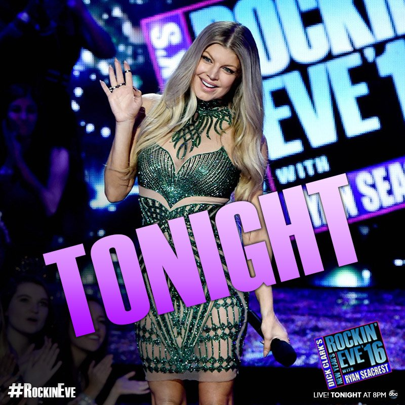 Tonight's the night!Let's do this 2016!Ring in the #NewYear w/ me & @NYRE 8/7c on ABC!#RockinEve #NYE2016 #Until2016 https://t.co/xddTdKUtiX