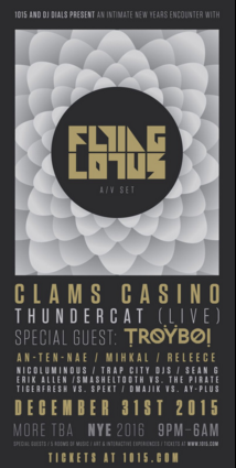 Where you gonna be tonight? With @flyinglotus @Thundercat & @clammyclams in SF? I am :D https://t.co/YXxo7Ul3ev https://t.co/K2E9TdrBYh