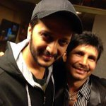 From One Villain to Another - Happy Birthday dear @kamaalrkhan - - have a great one and a super year ahead. https://t.co/Ldvvu9pcui