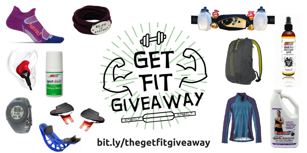 We're starting 2016 right w/ the #GetFitGiveaway! Enter to win a #SPIbelt & more! https://t.co/8e0YRViXB4 #FitFam https://t.co/iucZZCJyag