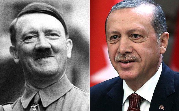 Turkey's president says all he wants is same powers as Hitler https://t.co/KePmtFy9qt https://t.co/zhX4DK7Ohi