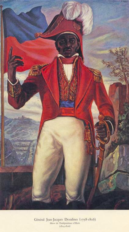 On January 1, 1804 revolutionaries crushed Napoleon's army and founded Haiti. #WeCanDoAnything. @SchomburgCenter https://t.co/cyXxX7L38b